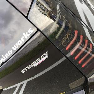 ワゴンRスティングレー MH23S のカスタム事例画像 tomomiさんの2019年07月03日17:56の投稿