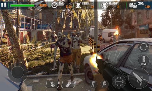 Zombie Hunter The Dead Killer 3D 1.0 screenshots 2