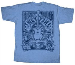 T-Shirt - Gibson - Solid