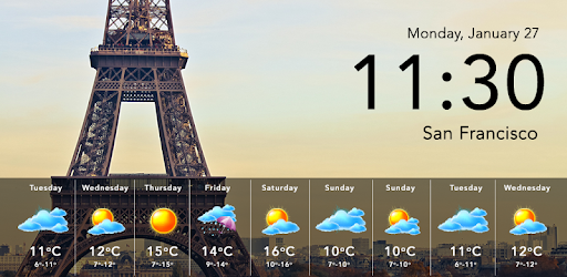 Underground Weather Aplikácie (APK) na stiahnutie zadarmo pre Android/PC/Windows screenshot