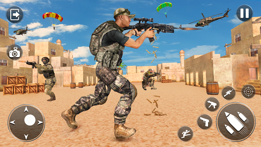 Special Ops Shooting Strike 1.0.4 screenshots 12
