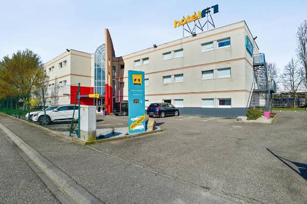 hôtel F1 Strasbourg Sud La Vigie