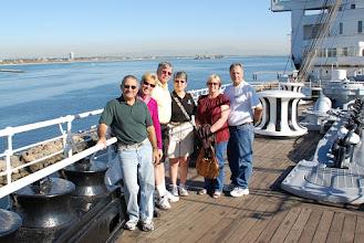 Photo: Sal, Debbie, Gerry, Rosie, Pat, Steve