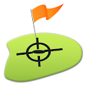 nRange Golf GPS rangefinder icon
