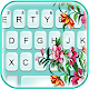 Summer Time Flowers Keyboard Theme APK