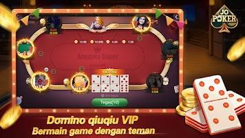 Jojo Texas Domino Gaple Qiuqiu Slots Free Game Android App On Appbrain