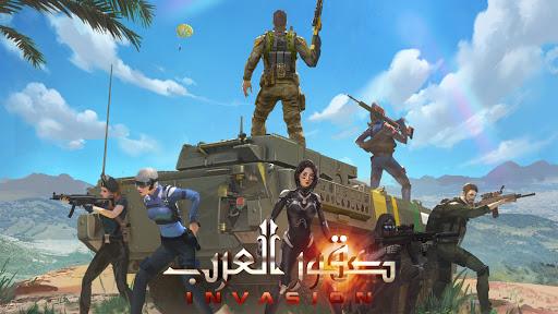 INVASION: صقور العرب 1.42.90 screenshots 1