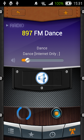 android Radio Slovak Republic Screenshot 6