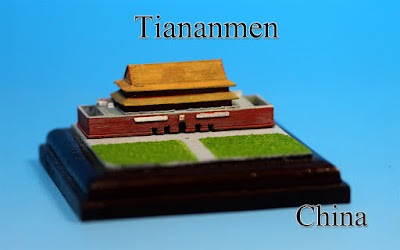 Tiananmen -China-