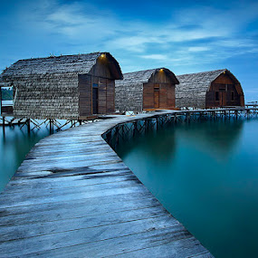 Afu Dive Resort by Arkan Faeyza - Buildings & Architecture Other Exteriors