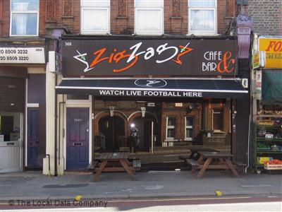 Zig Zag on Forest Road - Bars in Walthamstow, London