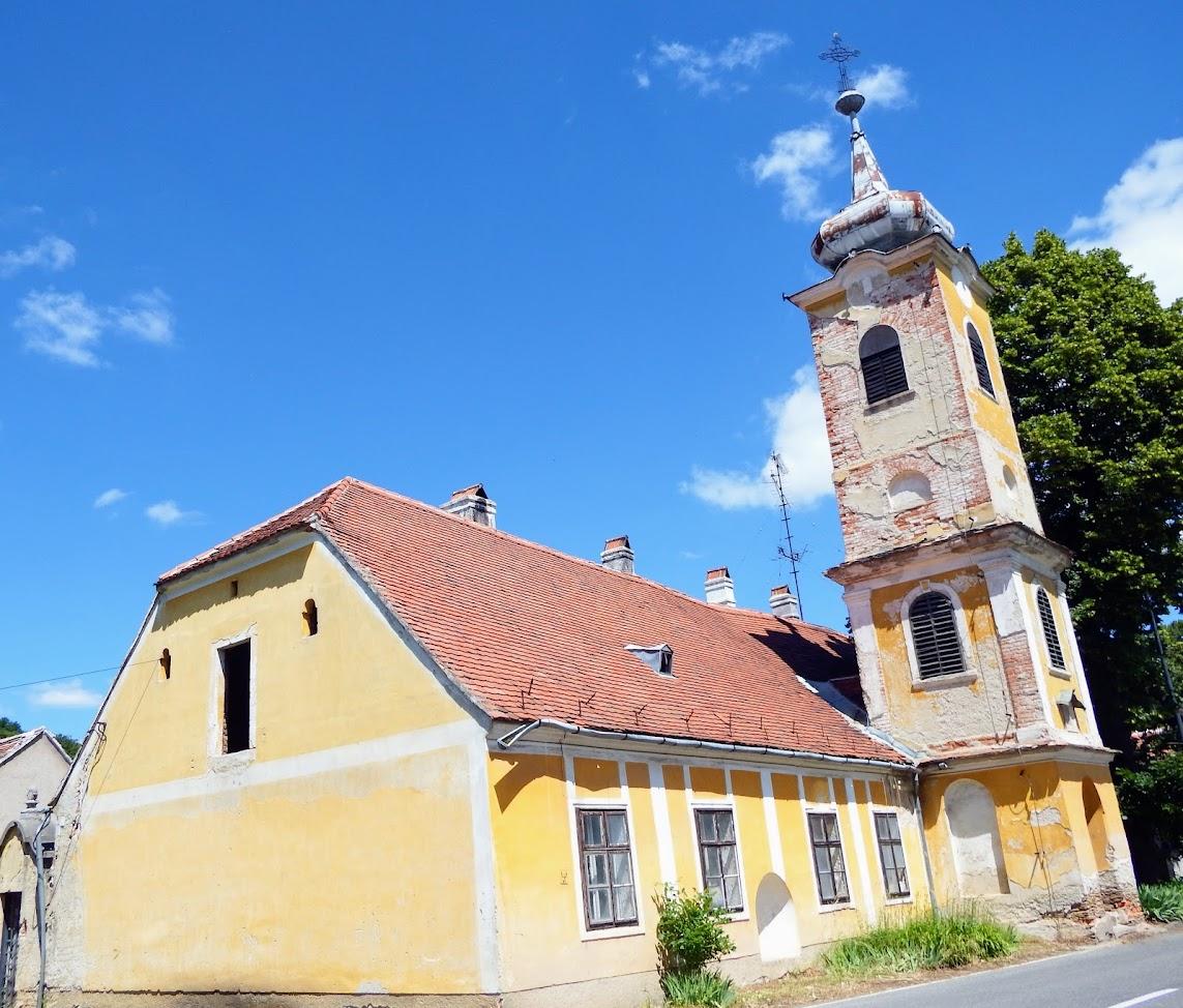Kőszeg - Szent Erzsébet kápolna