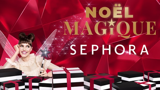 Noël Magique Sephora