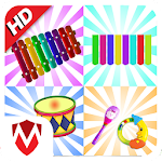 Free Kids Musical Instruments Apk