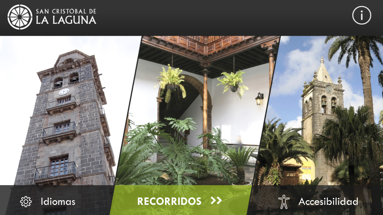 San Cristobal de la Laguna- screenshot