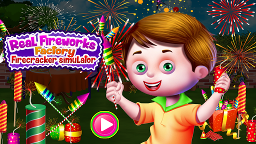 Real Fireworks Factory and Firecracker Simulator for PC