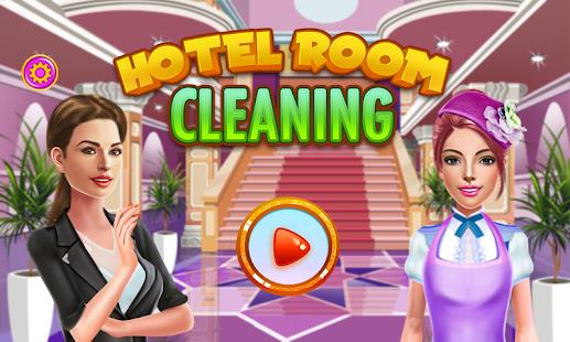 Hotel čištění Dívčí hry