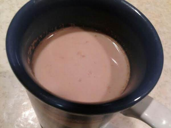 Hot And Spicy Chocolate Tea