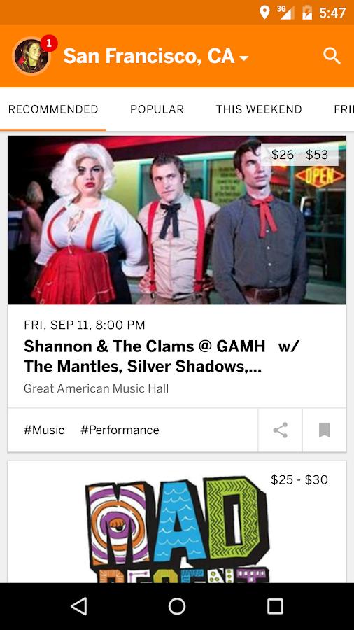 Eventbrite - Fun Local Events- screenshot