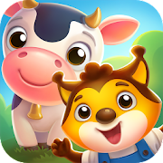 My First Animals ~ Animal sounds games for babies