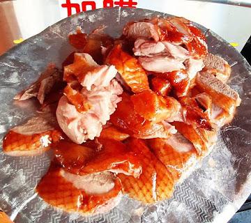 香利盈烤鴨