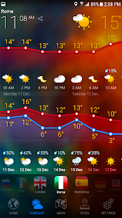 Weather now accurate forecast earth 3d widgets android apps weather now accurate forecast earth 3d widgets android apps on google play sciox Image collections