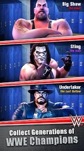 WWE: Champions- screenshot thumbnail