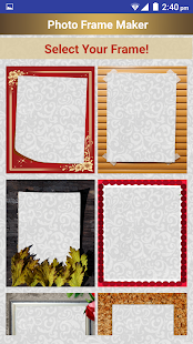 Photo Frame Maker & HD Frames - náhled