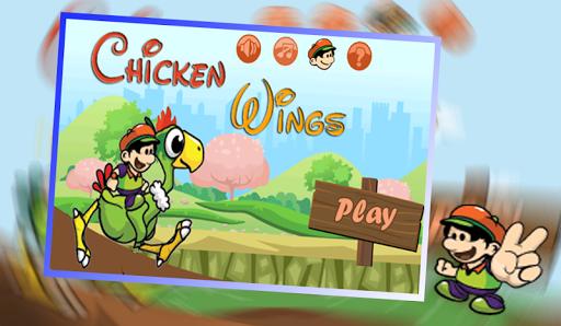 Chicken Wings Fastle Boss