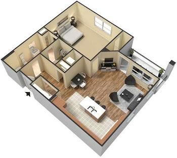 Go to Demure Floorplan page.