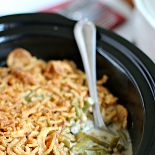Canned Green Beans Slow Cooker Recipes.