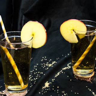 Honey Crisp Apple Cocktail