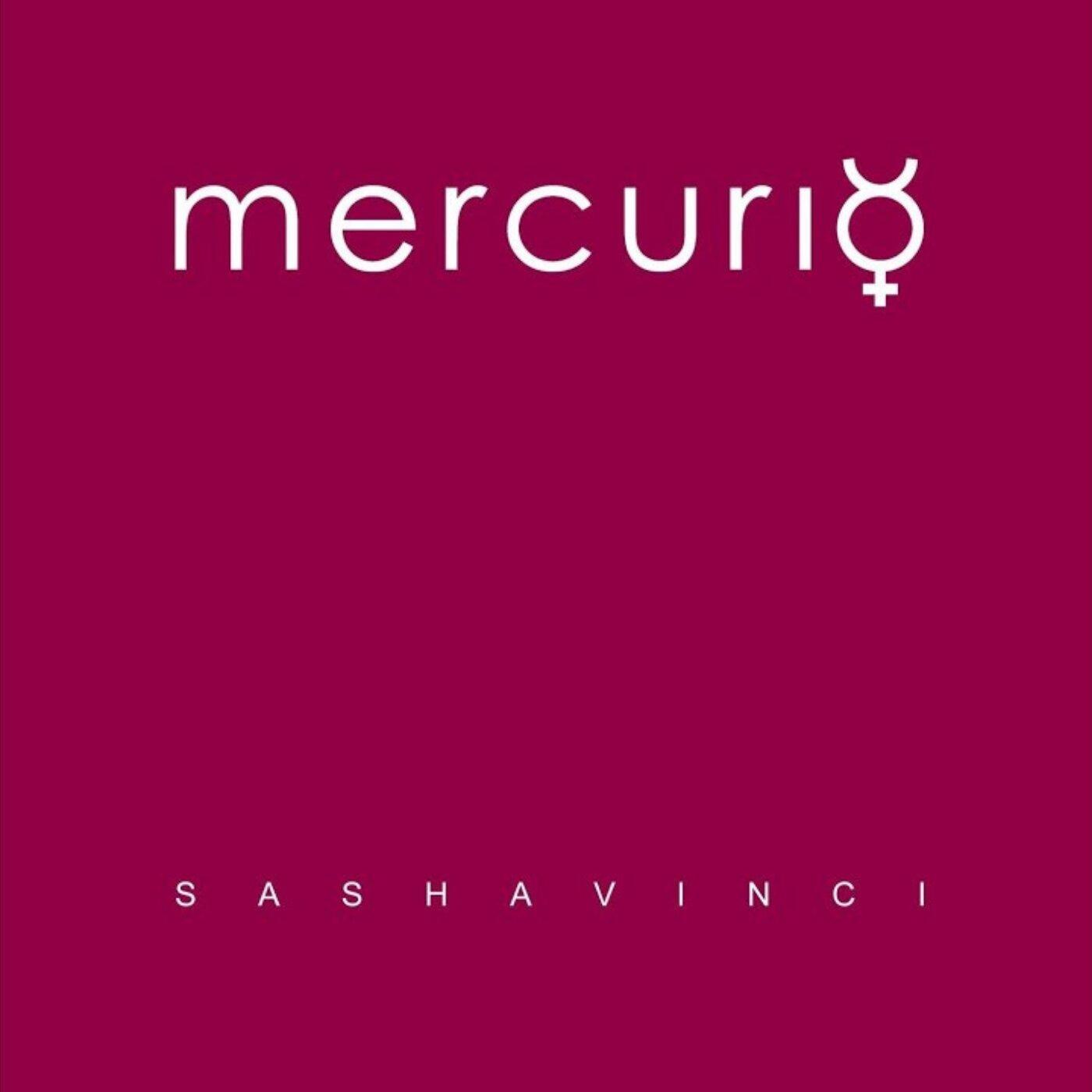 """SASHA VINCI """"Mercurio"""" è il nuovo progetto cantautorale dell'artista e performer siciliano"""