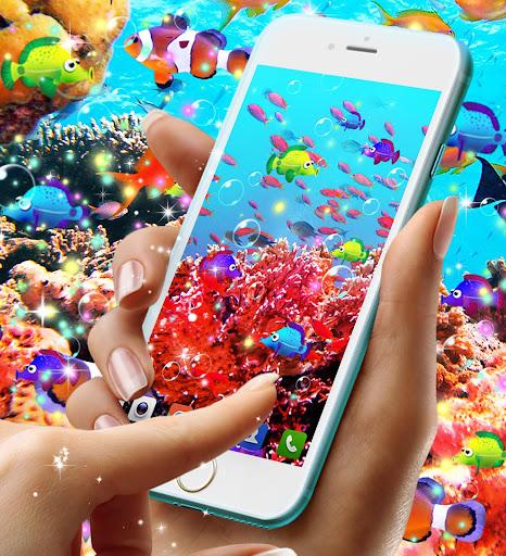 Fish live wallpaper 8.8 screenshots 5