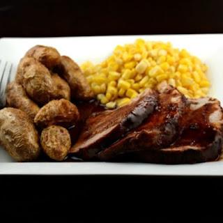 Maple Pork Roast.