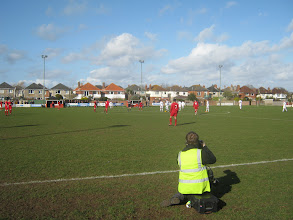 Photo: 03/03/12 v West Auckland Town (FA Vase Round 6) 0-2 - contributed by Justin Holmes