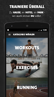 Freeletics Bodyweight – Miniaturansicht des Screenshots