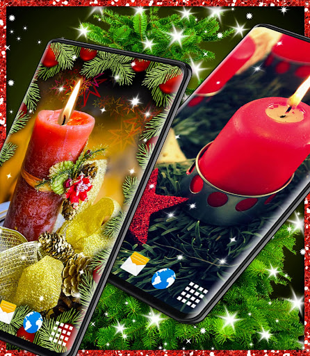 Candle Light Live Wallpaper Candles Wallpapers By Hd Live Wallpapers And Clocks Google Play United States Searchman App Data Information