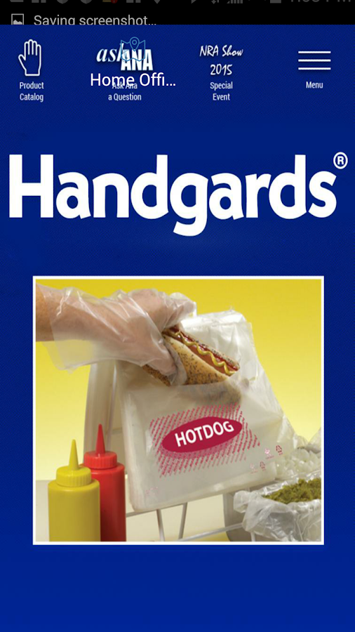 Handgards- screenshot