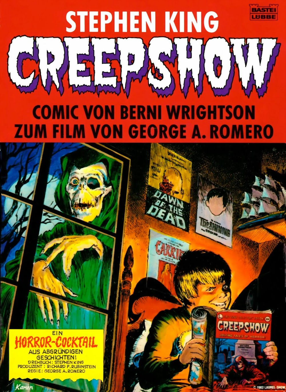 Stephen King: Creepshow (1989)
