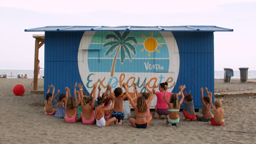 Unos 6.000 niños se divirtieron este verano con 'Expláyate'