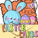 Pascua Resurrección Tarjetas icon