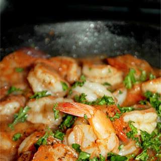 Creole Shrimp Scampi