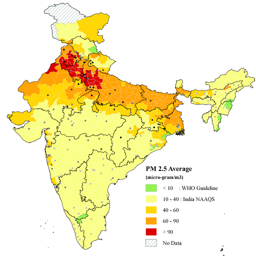 Air Quality India