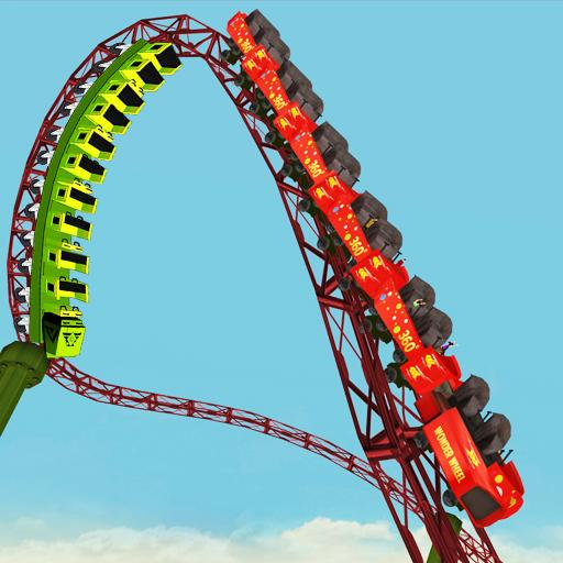 3D Roller Coaster Simulator