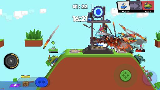 BOOM Tank Showdown screenshot 3