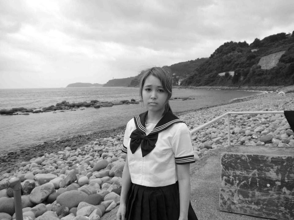 さそり監督の映画「あの娘にアタック!」。ニセのエロ映画の、ニセのAV撮影シーンで、ニセのエロい役を演じました。(2017/08/07)