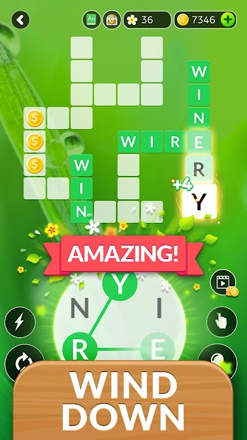 Word Life - Crossword puzzle Android App Screenshot