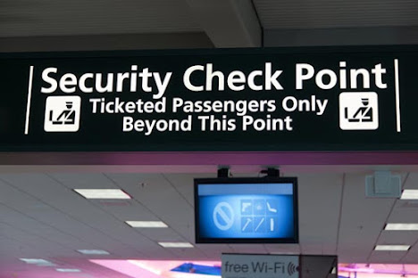 Check-in Security