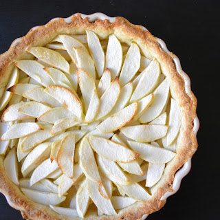 Simple French Apple Tart